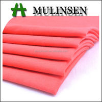 Mulinsen Textile Top Grade Plain Dyed 100% Cotton Woven Low Price Fabric Poplin