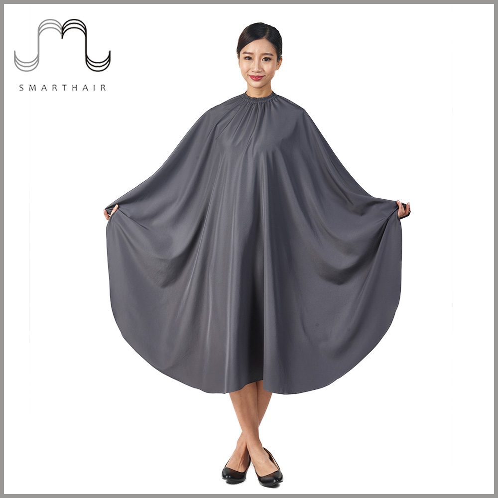 Hot Sell New Designer Polyester Hair Salon Barber Cutting Cape for Hairdressing