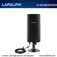 LAFALINK 150Mbps 802.11n 360000n high power gsky usb wireless wifi adapter