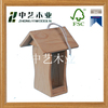 Trade assurance arts and crafts wooden bird house birds nest house cages