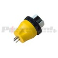 S50216 RV 15A Male to 30A female Locking adapter