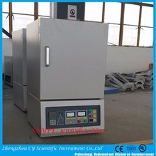 PID control 50 steps programmable annealing chamber furnace for crystal