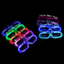 Wholesale Party Decoration Light Up Custom Logo Lighting Glass