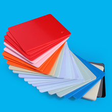 Housing Material Colorful 4x8 Plastic ABS Sheet