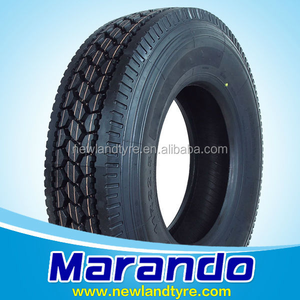 Marando Durun Double Coin Double Star Triangle 285/75R24.5 11R24.5 295/75R22.5 Radial Steel Truck China Tyres