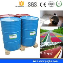 factory price yellow lines on road polyurethane adhesive (cold press) crushed stone ballast glue
