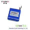 11.1V 4Ah rechargeable lithium 18650 li ion battery