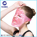 Beauty care face mask with gel cold