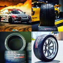 FFSA DRIFT pneu ZESTINO competition reifen 225/45R18 hp 225 45 18 semi slick