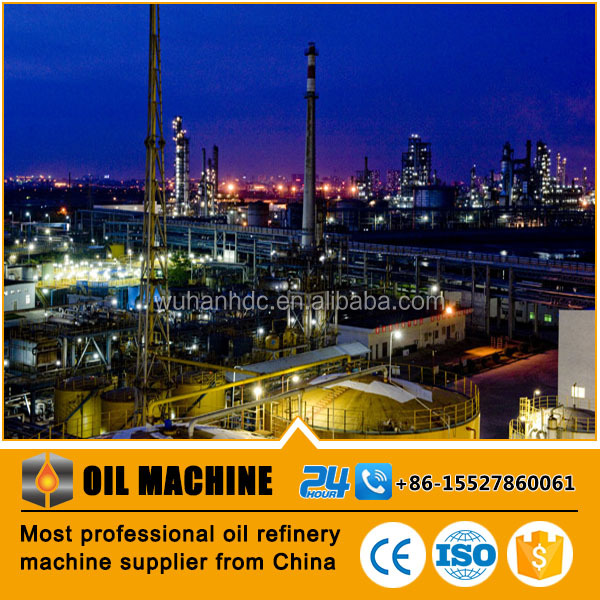 Chinese GB standard HDC055 BV ISO refining process services oil refinery construction petroleum contractors price
