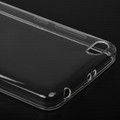 Hot sale Clear tpu case for Xiaomi redmi 4a soft ultra thin transparent phone cover case for redmi 4a