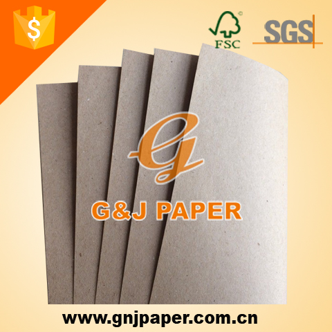 Uncoated Mixed Pulp Kraft Paper Factory