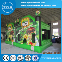 inflatable bounce house ,fly jumper for kids
