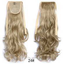 New Fashional Hair Synthetc Heat Resistant Fiber Claw Clip Ponytail Hairpieces Drawstring Hair Ponytail