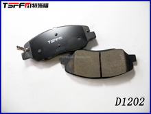 ceramic cheap brake parts and pad for Hyundai car