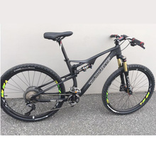 Best Selling Toray Full Carbon Fiber Bicycle Parts Full Suspension Boost Mountain Frameset 27.5er MTB Carbon Frame 650b