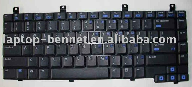 for HP Pavilion laptop Keyboard 381068-001 ZV5000 ZD5000 DV5000 ZE2000 Clavier Black