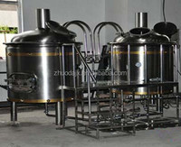 hot sale 7BBL beer making equipment supplies with CE and UL Certificate for IPA