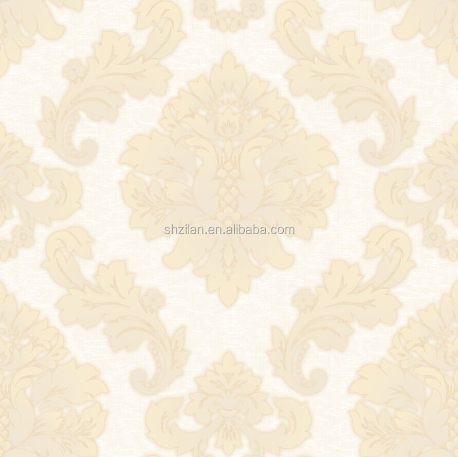 2016 China Manufacturer Simple PVC/Vinyl Wallpaper/Wallcoverings