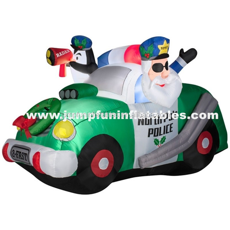 2015 new style Inflatable Christmas Advertising