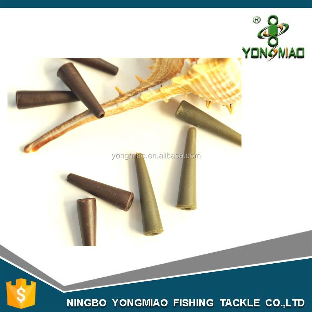 Wholesale carp fishing end tackle tail rubber carp fishing tackle