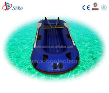 WB0 aqua park inflatable water boats for lake