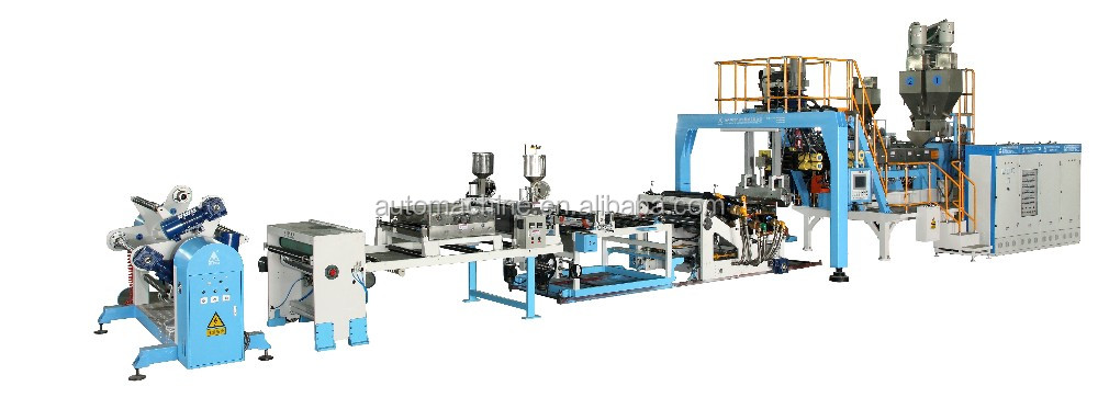 WJP75B-1000 PET Double Screw Extruder