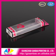 Promotion cereal acetate box packaging with lid