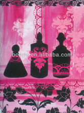 BC13-0753 Hot Selling Handmade canvas Oil Painting for lobby decoration