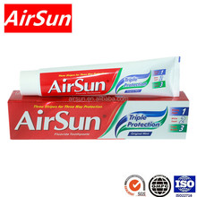 AirSun OEM Dentifrice Blanchissant Fabricant