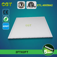 ceiling led light panel 600x600 2x2 36w 48w 54w 72w 5 years warranty UL DLC ETL TUV GS
