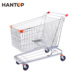 Factory Sale 210L Metal Supermarket Use Shopping Trolley HAN-A210 5958