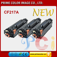 Black Toner Cartridges for HP CF217 17A