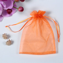 China manufacturer wholesale organza bags
