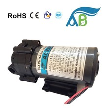 24V DC Ro Booster Pump of Residential Reverse Osmosis System for Water Filter Parts