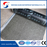 Cheap building materials bitumen roll waterproof membrane