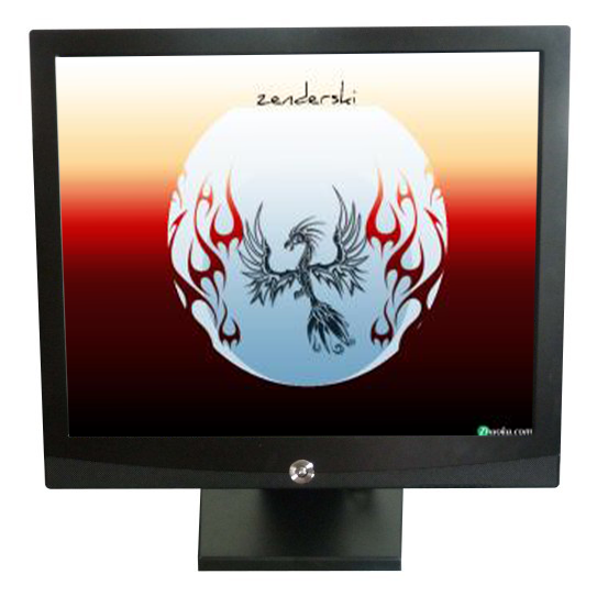 19 inch Industrial Touch Screen Monitor for POS Machine/ KTV/ Touchable Touch screen monitor with HDM1 for Industrial/