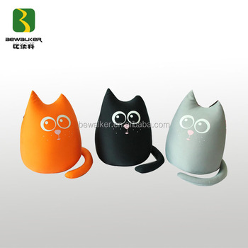 Different Color High Quality Owl Microbead Toy Cushion
