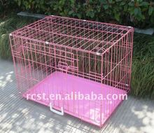 collapsible pet dog crate cage