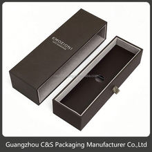 Promotional Luxurious Paper Antique Mirror Jewelry Box