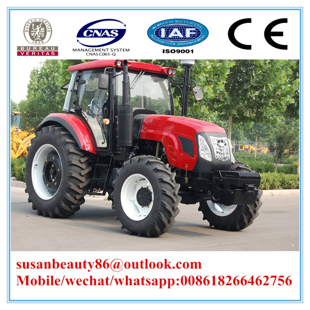 WEIFANG euro 4 tractor,international tractor truck head for export tractors prices