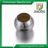 Brass Forged Hollow Valve Ball For Ball Valve