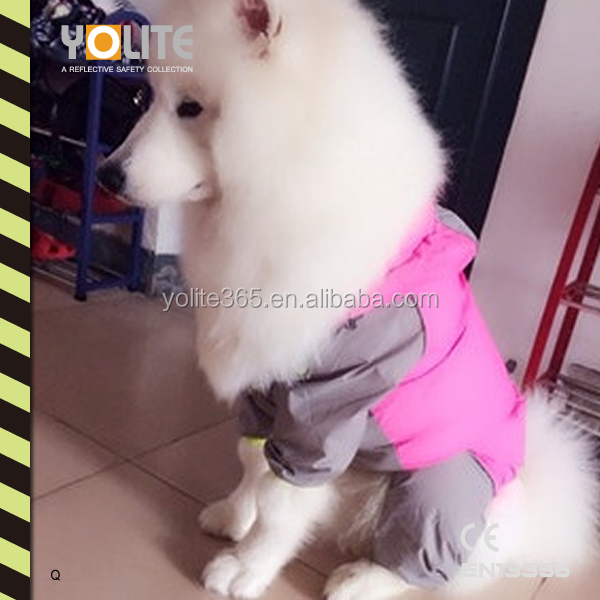 Pet Clothes Wholesale Large Dog Raincoats for Big Dogs Heavy Duty Waterproof AAA