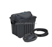 BOYU YT-9000 Garden bio-filter/Pond Bio Filter for Pond with UV