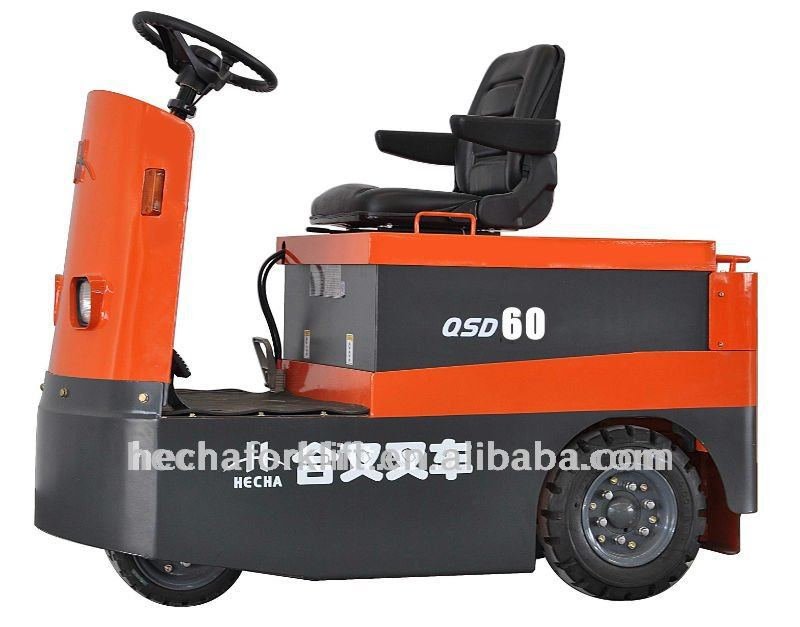 Chinese battery tractor 6tons forklift