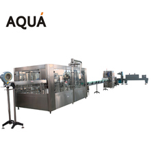3 in1 Automatic Soda Bottling Equipment / Plant