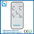 Miniature infrared remote controller for air conditioner fan
