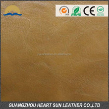 pvc rexin leather for sofa South American Market