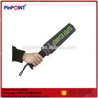 Hand Held Metal Detector acupuncture point detector portable hand held metal detector price