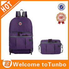 China alibaba brillante color doblado smart bolsa escuela de moda mochila <span class=keywords><strong>para</strong></span> las <span class=keywords><strong>adolescentes</strong></span>